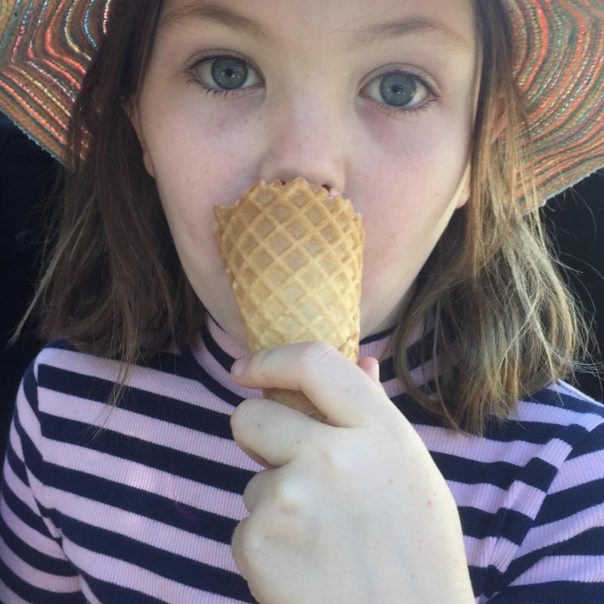 Tanbella ice cream